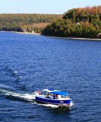 Shoreline Cruises boat